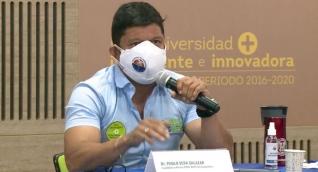 Pablo Vera Salazar.