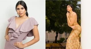 Mariana Villalobos, Miss Colombia Virtual.