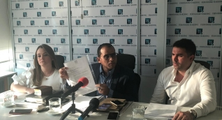 La Fiscalía General de la Nación a través de un documento señala que no existe ningún señalamiento en contra de los empresarios