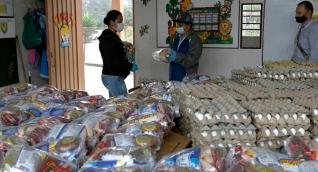 Esta normatividad permitirá que los niños, niñas y adolescentes del sector educativo oficial continúen recibiendo el complemento nutricional para consumo en sus hogares.