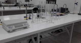Laboratorio de la Universidad del Magdalena