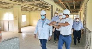 El proyecto que beneficiará a pacientes y comunidad académica de la Facultad de Ciencias de la Salud de la Universidad del Magdalena, constará de acondicionamiento y dotación de infraestructura física del área de 1.254 mts2.