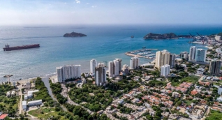 Imagen de referencia - Santa Marta.
