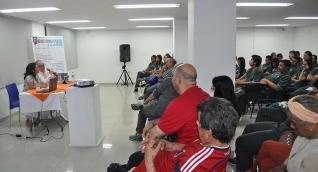 Tertulias realizadas en Cajamag.