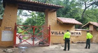 Proceso de secuestro del bien en Bahía Concha.