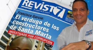 Aristides Herrera, director de Revista 7.