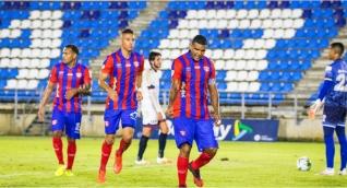 Narváez llegó a cinco goles en la actual campaña.