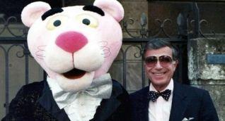 La Pantera Rosa y David H. DePatie.