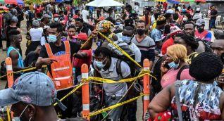 La situación en Necoclí es una de las más alarmantes frente a la migración irregular.