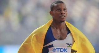 Álex Quiñones, atleta asesinado en Guayaquil.