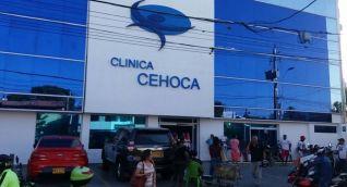 Clínica Cehoca.