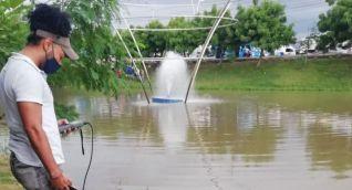 Parque del Agua.