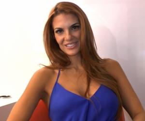 Tatiana De los Ríos, modelo y actriz.