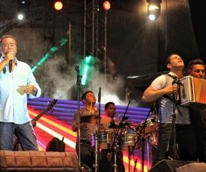 Los músicos de Iván Villazón fueron asaltados cuando viajaban en la vía Aguachica- Ocaña.