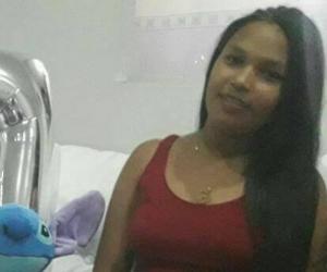 Jennifer Tatiana Cabezas, menor de edad que murió tras ser impactada por una bala perdida.