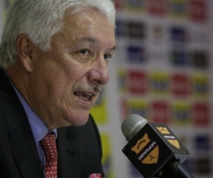 Jorge Perdomo, presidente de la Dimayor.