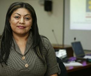 Oneida Pinto, ex gobernadora de La Guajira.