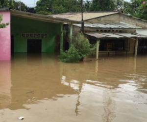 14 municipio del departamento del Magdalena en alerta por inundaciones.