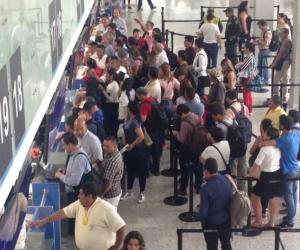 Entre el jueves y el viernes, Avianca ha tenido que afrontar una crisis de viajes.
