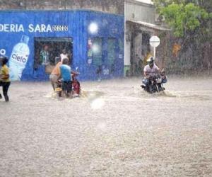 La Guajira, Sucre y Bolívar los departamentos de la Costa más afectados.
