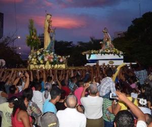 Este domingo los samarios celebraran la advocación de la Virgen del Carmen.