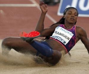 La atleta colombiana consiguió este domingo en Rabat su segunda victoria.