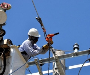 La energía será suspendida de desde las 8:00 de la mañana hasta las 5:30 de la tarde.