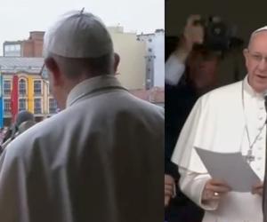 El Papa Francisco invitó a los jóvenes a soñar, pensar en grande y no dejarse robar la alegría.