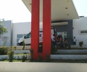 El hombre falleció en el hospital de Sabanalarga.