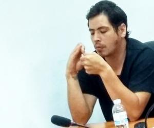 Cristian Bellón Galindo.