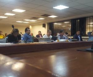 Aspecto de la audiencia desarrollada el sábado 29 de septiembre en Paloquemao, Bogotá.