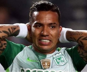 Dayro Moreno.