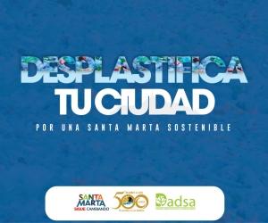 'Desplastifica tu ciudad' se presentará durante una jornada de limpieza de playas y ríos.