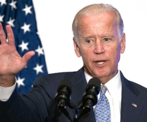 El exvicepresidente de Estados Unidos, Joe Biden.