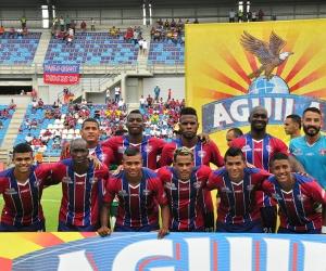 Los bananeros van por otra victoria frente al Valledupar FC.
