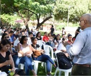 Alberto Ulloa, de la agencia publicitaria 'Guidoulloa',
