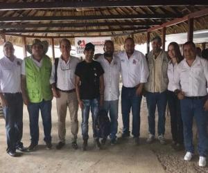 Esta actividad contó con la participación de entidades como el Sena, la Alcaldía de Ariguaní, el ICA y otras asociaciones