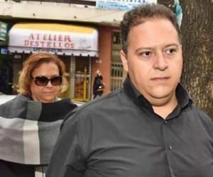 La viuda y el hijo mayor de Pablo Escobar viven desde 1994 en Buenos Aires.