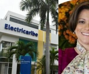 Natasha Avendaño, superintendente de Servicios Públicos.