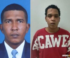 El vigilante asesinado Rafael Viloria Franco y Sebastián Gómez Santana condenado por este homicidio.