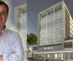César Riascos, presidente ejecutivo de la Cámara por seis años, quien dejó su cargo por decisión de la junta directiva.