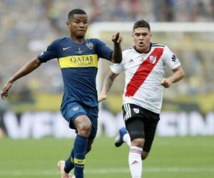Los volantes colombianos se destacaron esta campaña con sus oncenas.