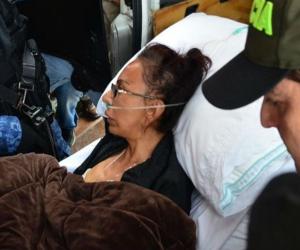 'La Gata' cumple con la medida de detención domiciliaria en un inmueble embargado desde el 2014.