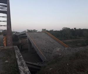 Puente Simaña.