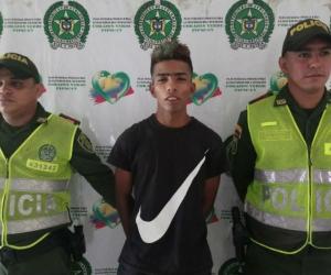 Capturan a presunto abusador en Zona Bananera.