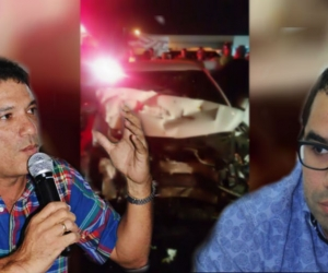 El concejal Juan Carlos Palacios criticó al secretario de movilidad, Ernesto Castro.