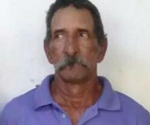 Arquímedes Rodríguez Castillo, albañil capturado.
