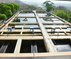La Planta de Tratamiento de Mamatoco es una de las instalaciones que abastece de agua potable la ciudad.