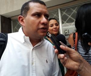 Luis Carlos Torregrosa, abogado de Rafael Martínez y Carlos Caicedo