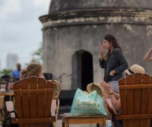 Sector turístico de Cartagena.